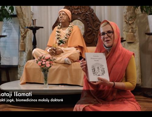 Iliustruota Bhagavad Gyta visiems! || Išamati Mataji