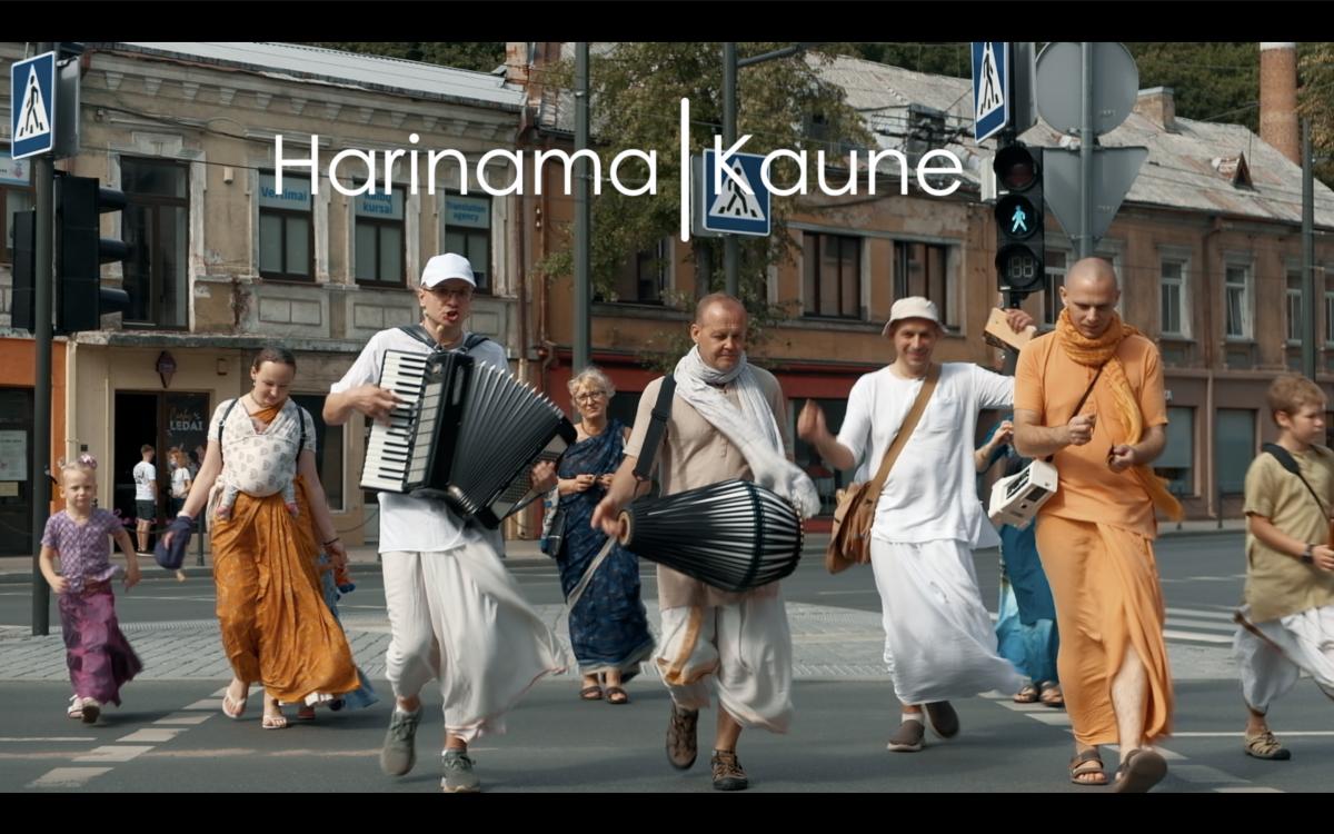 Harinama Kaune